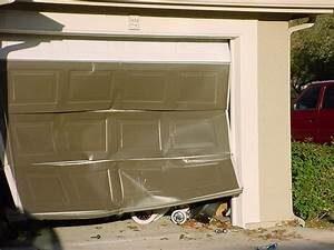 Garage Door Off Track Repair Sunderland